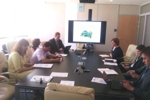 Совещание в Министерстве информатизации и связи РТ по вопросам Союза оценщиков РТ
