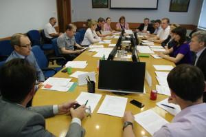 Протокол № 5 заседания Правления Партнерства от 27.06.2014