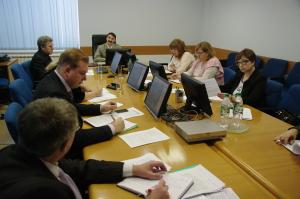 Заседание Правления НП «Союз оценщиков Республики Татарстан»  24 октября 2014 года