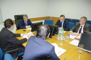 Заседание Общественного Совета при МЗИО РТ 29  октября 2014 года