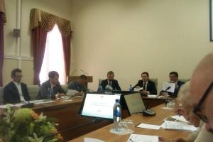 Встреча представителей экспертного сообщества и объединений  предпринимателей в Аппарате Президента РТ