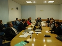 Заседание нового состава Общественного совета при МЗИО РТ