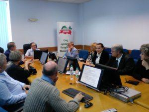 Состоялась рабочая встреча с представителями оценочного сообщества и государственных структур стран ЕАзЭС.