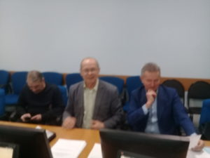Заседание Экспертно-консультационного совета Союза оценщиков Республики Татарстан