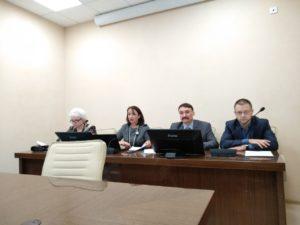Итоги заседания Комитета по образованию Союза оценщиков РТ и круглого стола со студентами