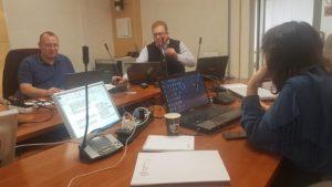 Представители Союза – на региональных площадках подготовки к квалэкзамену