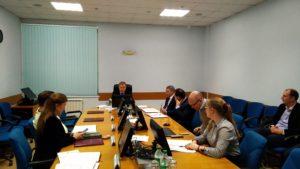 Состоялось заседание Общественного совета при МЗИО РТ