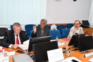 Состоялось заседание аттестационной комиссии