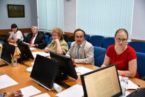 Заседание Комиссии по госслужбе с участием представителя Союза оценщиков РТ