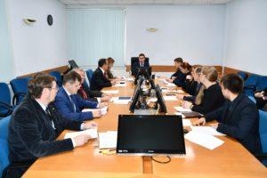 Заседание Комиссии по конфликту интересов с участием представителя Союза оценщиков РТ