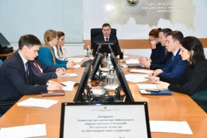 Состоялось внеочередное заседание Комиссии  по противодействию коррупции
