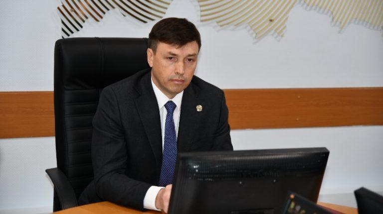 Состоялось очередное заседание комиссии по противодействию коррупции при министре земельных и имущественных отношений Республики Татарстан