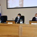 Заседание коллегии Минземимущества РТ по итогам работы в 2020 году