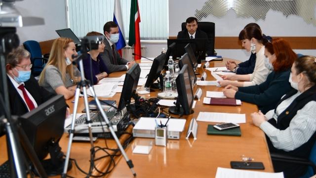 Заседание комиссии  по противодействию коррупции
