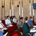 Заседание Комиссии по соблюдению требований к служебному поведению государственных гражданских служащих и урегулированию конфликта интересов