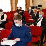 Расширенное заседание Комиссии по противодействию коррупции